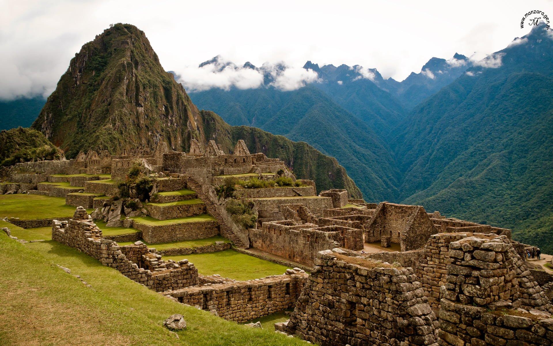 Machu Picchu Resimleri