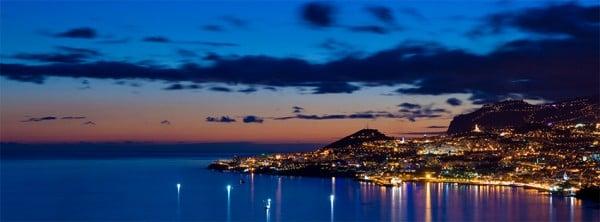 Madeira Manzarası Facebook Kapağı