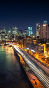 Manhattan Gece iPhone 6