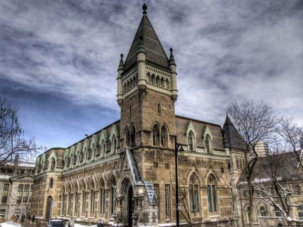 McGill Üniversitesi HDR