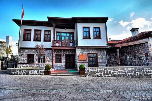 Mehmet Akif Ersoy Evi - Dış Görünüm