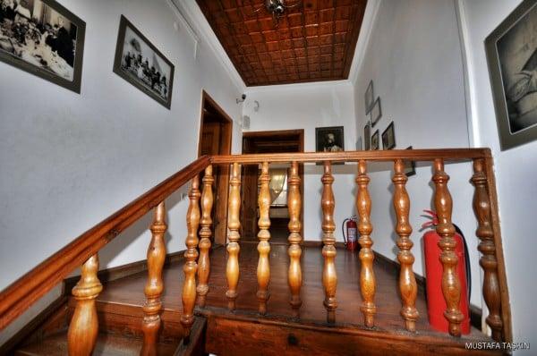 merdiven bölümü