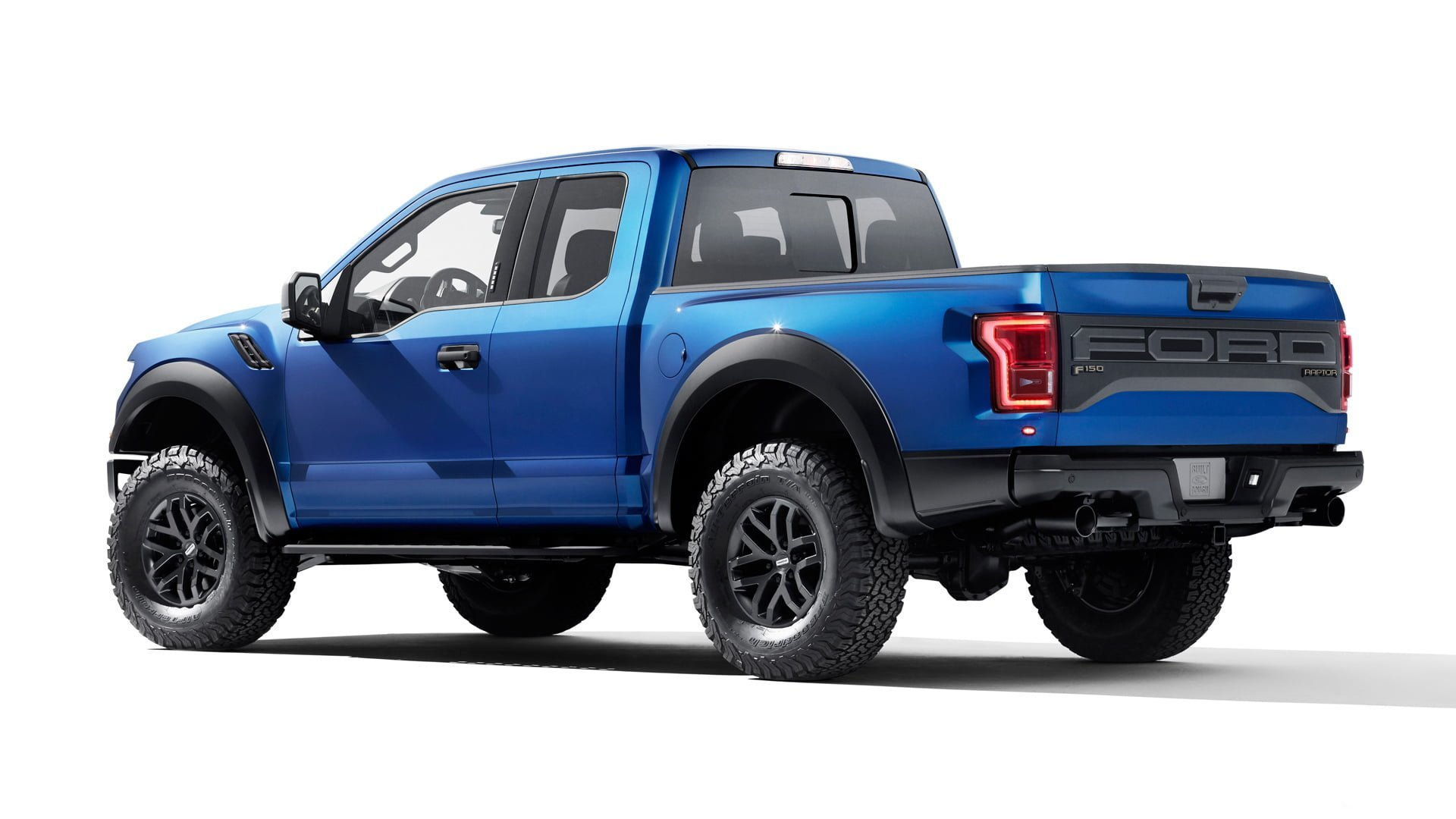 Metalik Ford Raptor