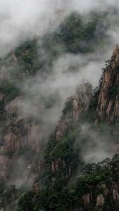 Misty Huang Dağı iPhone 6 Plus