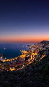 Monaco Gece iPhone 6 plus