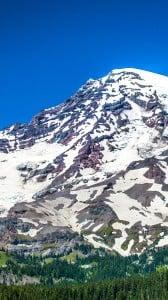 Mt. Rainier iPhone 6 plus