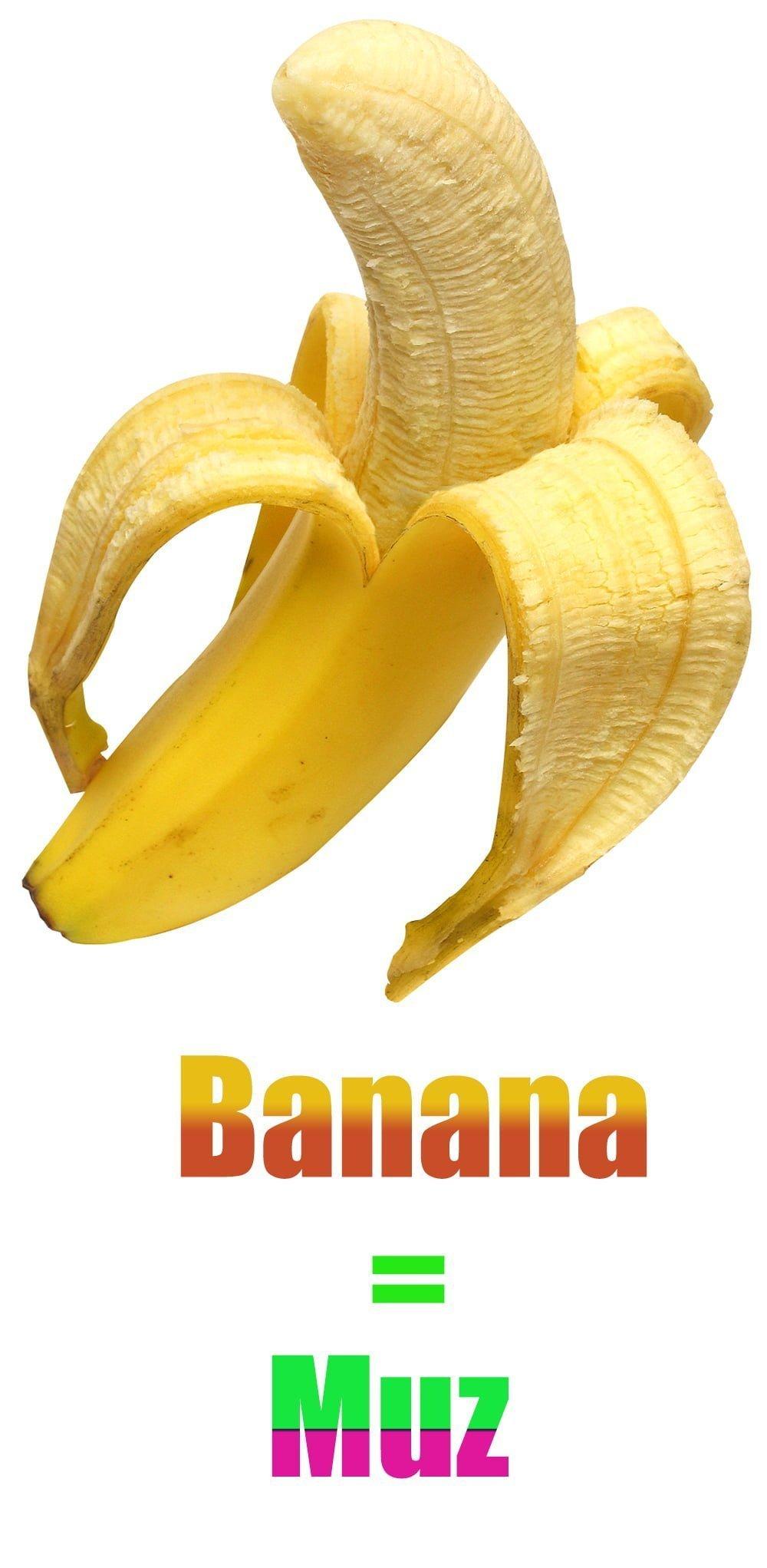 Muzun İngilizcesi (Banana)