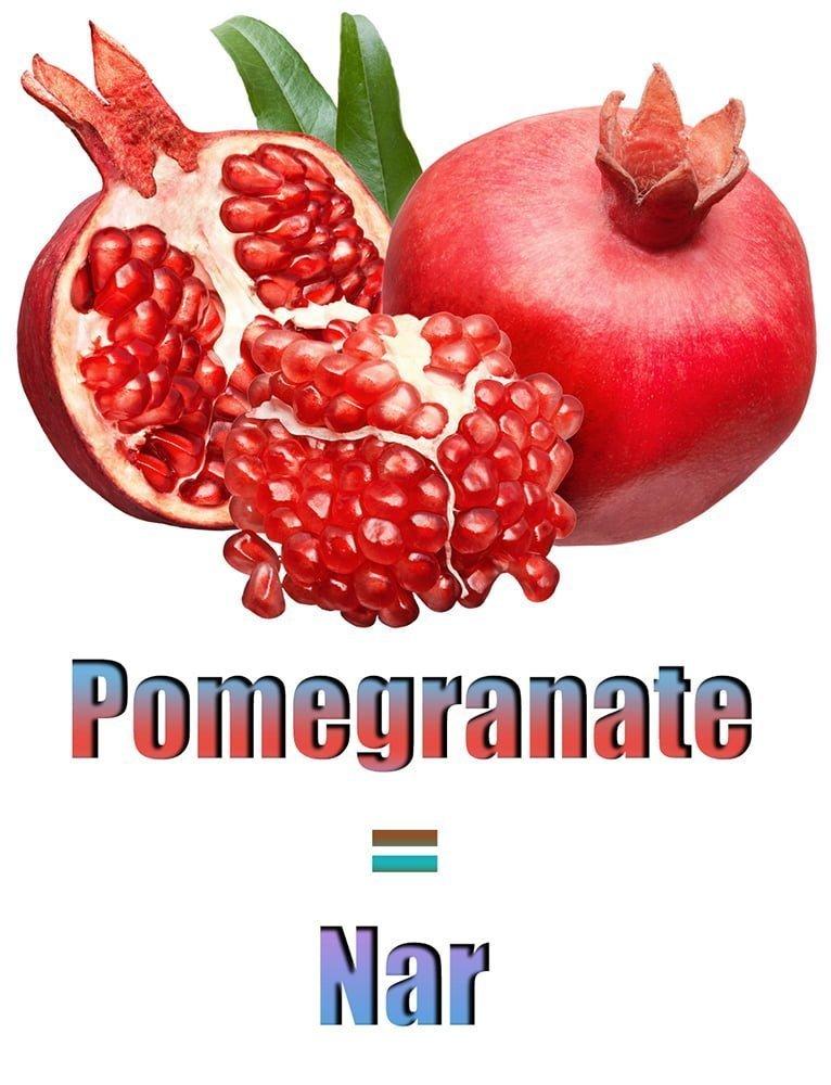 Narın İngilizcesi (Pomegranate)