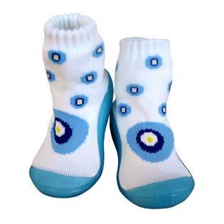 Nazar boncuklu çorap