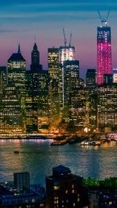 New York'da gece