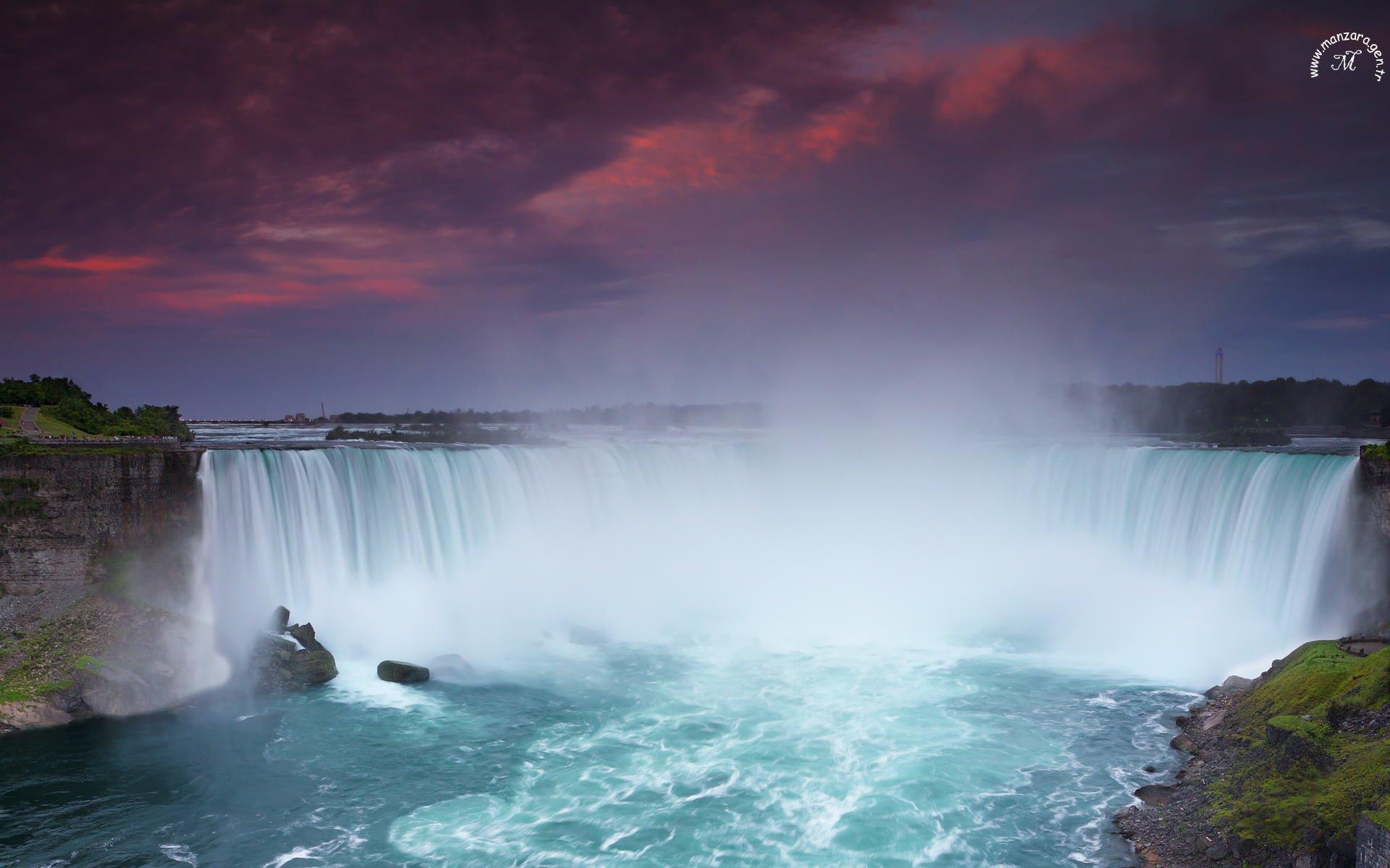 Niagara Şelalesi Resimleri