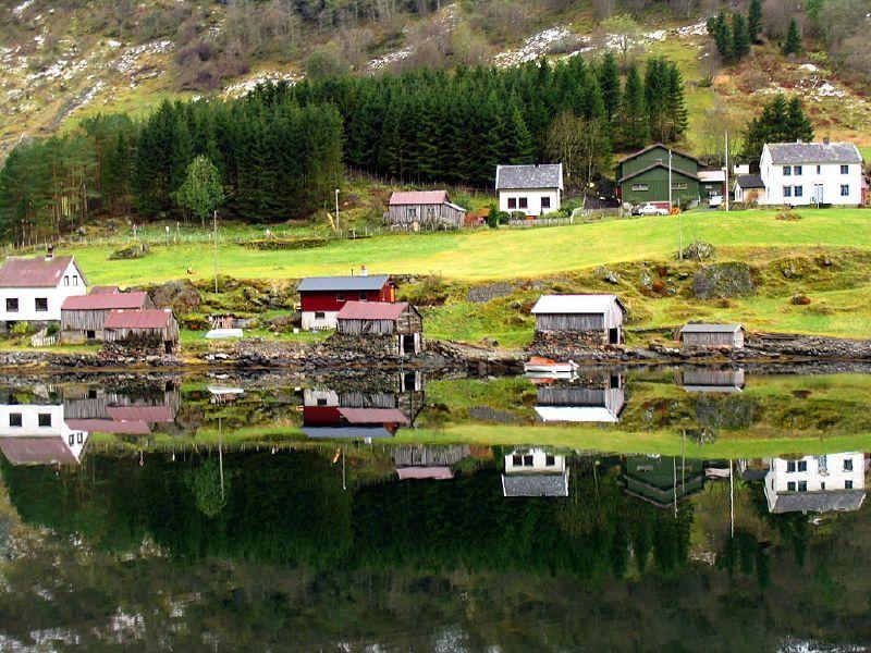 Norveç Arka Planları