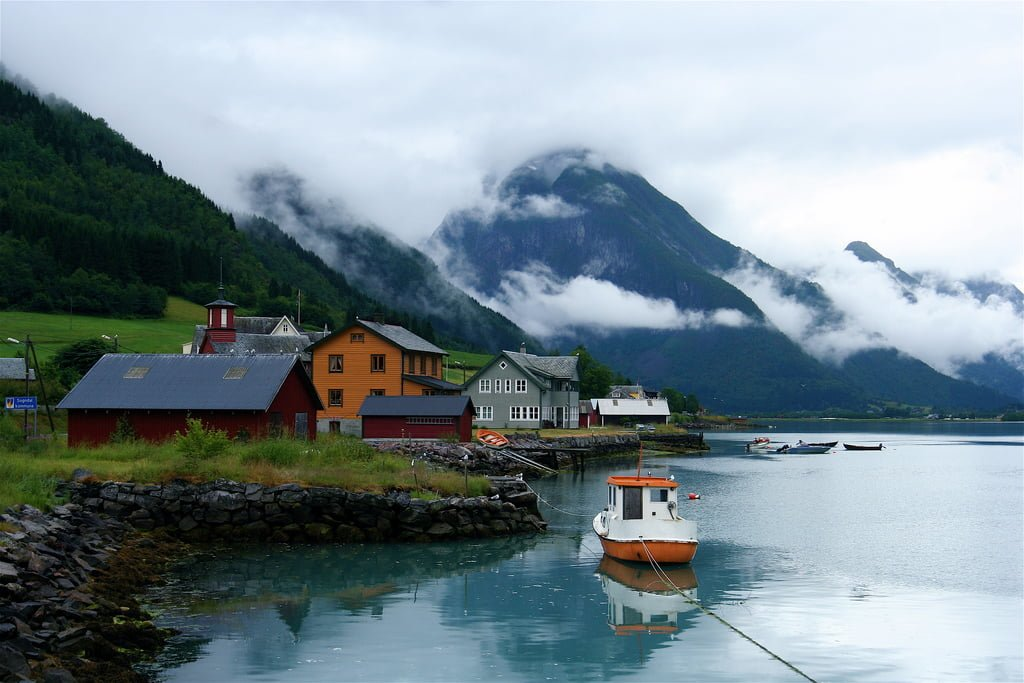 Norveç Manzaraları – 4
