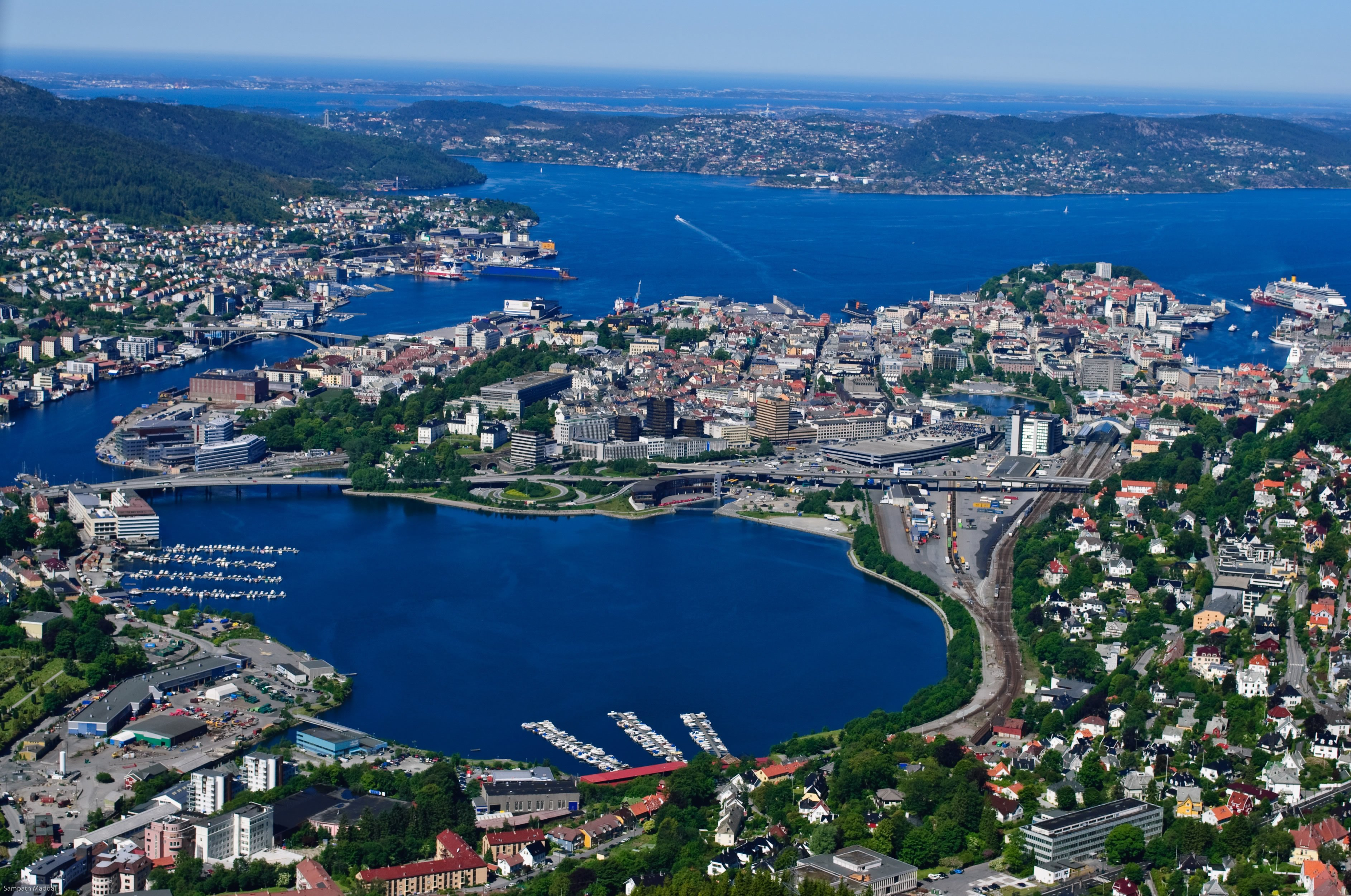 Norveç Manzaraları