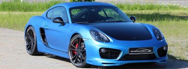 Porsche Cayman S Speedart Facebook Kapakları