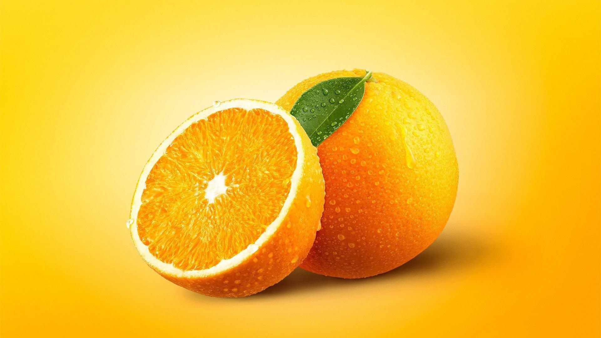 Portakal Duvar Kağıtları
