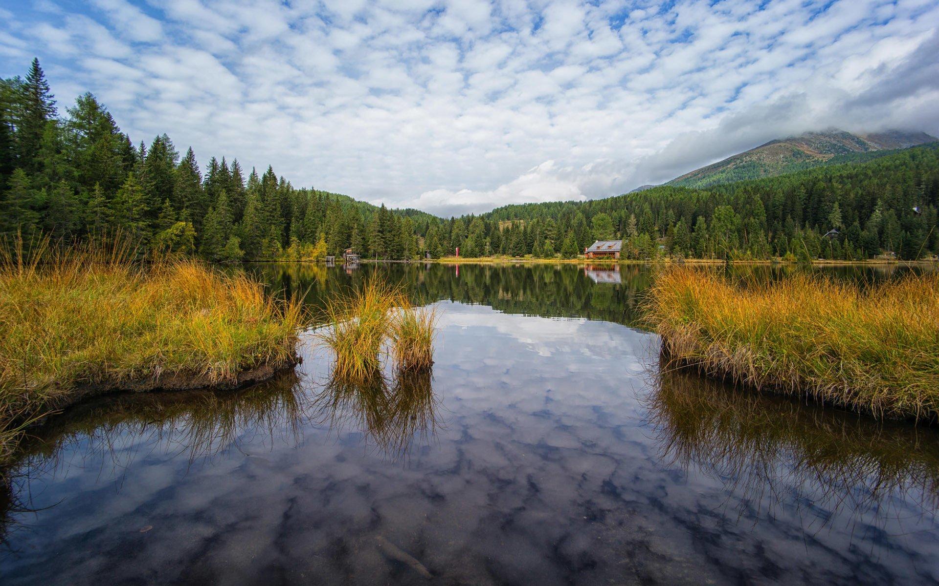 Prebersee Gölü - Avusturya