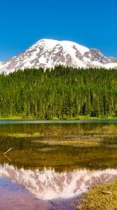 Rainier Dağı iPhone 6