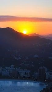 Rio de Janeiro Gün Batımı iPhone 6