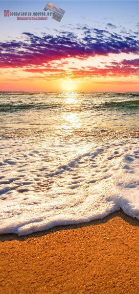 Galaxy Note 10 Duvar Kağıtları - Sahil, Güneş ve Okyanus Manzarası