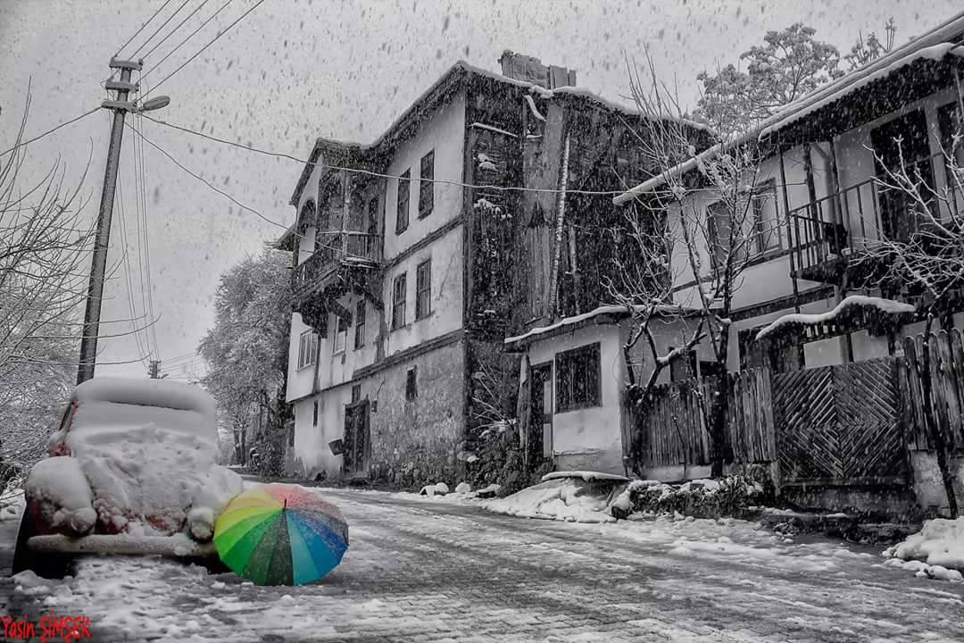 Sakarya'da kış