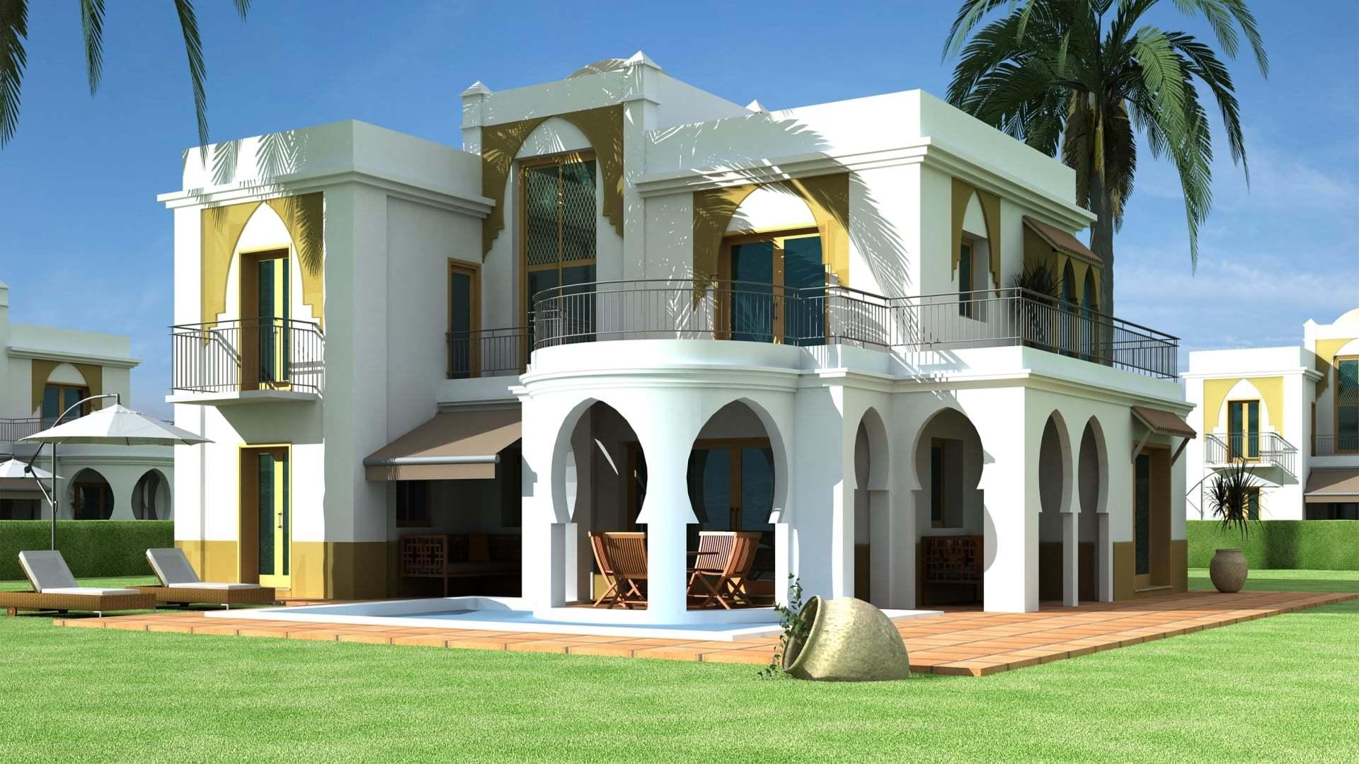 Sarı Yaldızlı Villa