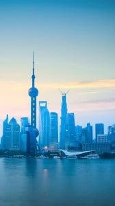 Shanghai Çin iPhone 6