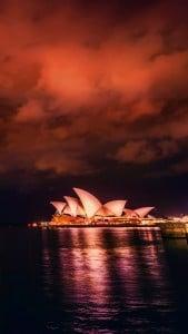 Sidney Manzarası