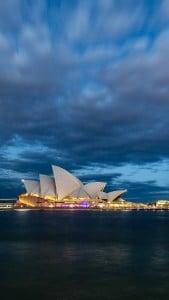 Sidney Opera Binası iPhone 6 Plus