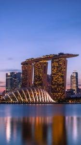 Singapur Gece 1080x1920