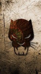 Siyah Panter Arkaplanı 1080x1920