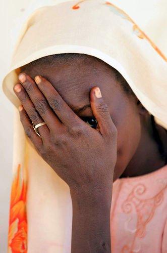 Sudan da mahçup bakış