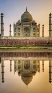 Taj Mahal iPhone 6