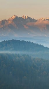 Tatra Dağı iPhone 6 plus