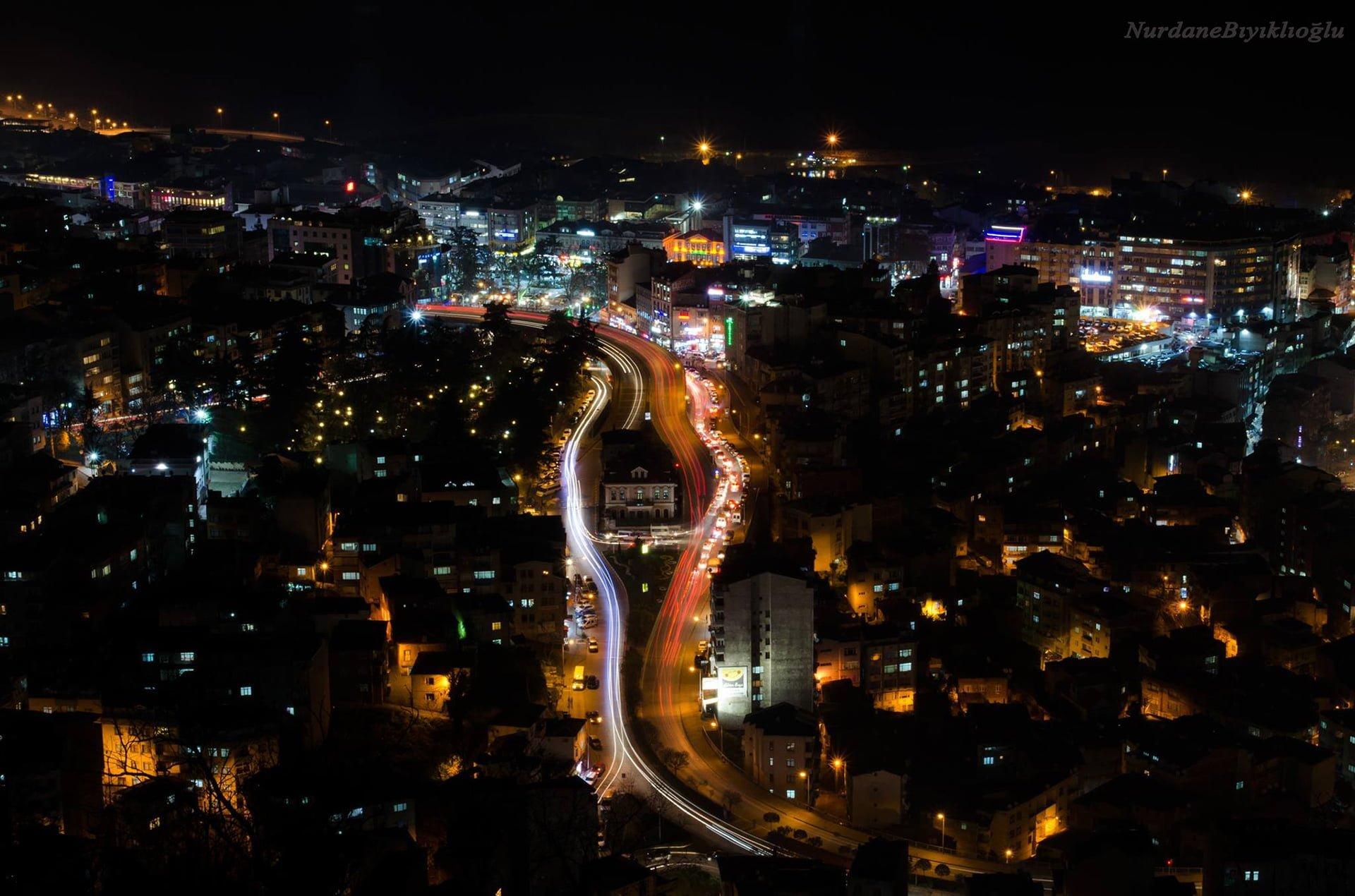 Trabzon uzun pozlama