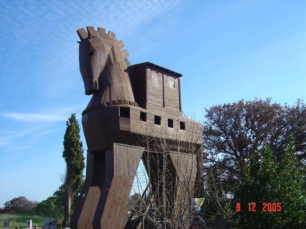 Truva atı-Çanakkale