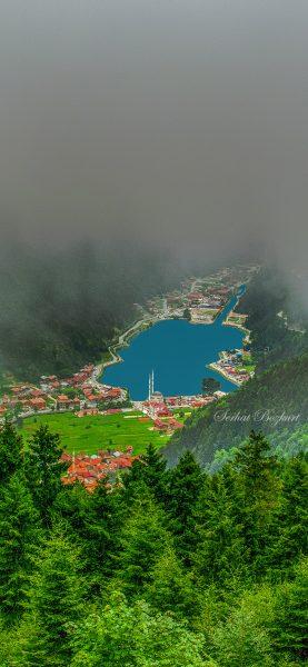 Uzungöl Trabzon iPhone 12 Pro Max