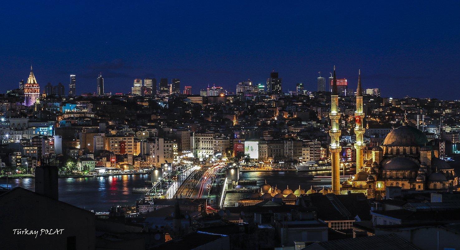 Valide Handan İstanbul'a bakış