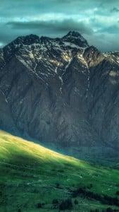 Yeni Zelanda Dağları