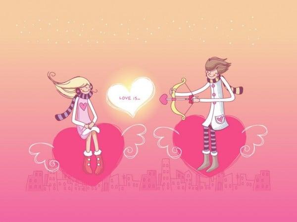 aşk oktur