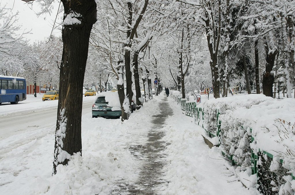 akdeniz caddesi