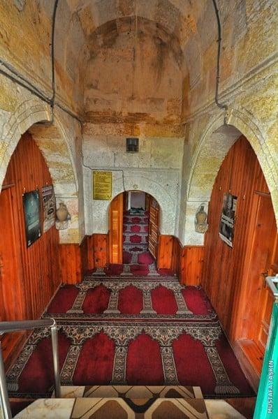 alaeddin camii fotoğrafı