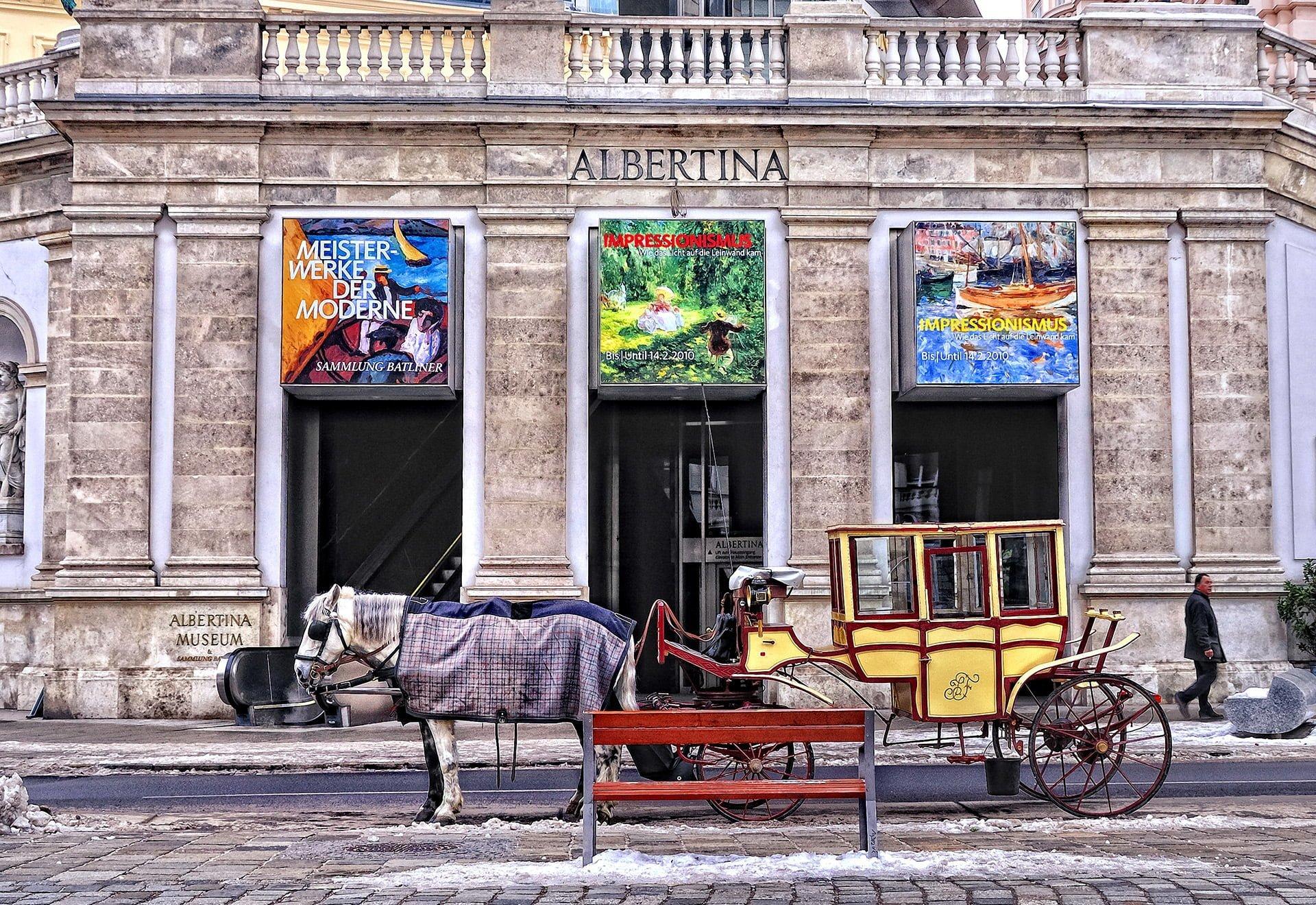 albertina müzesi