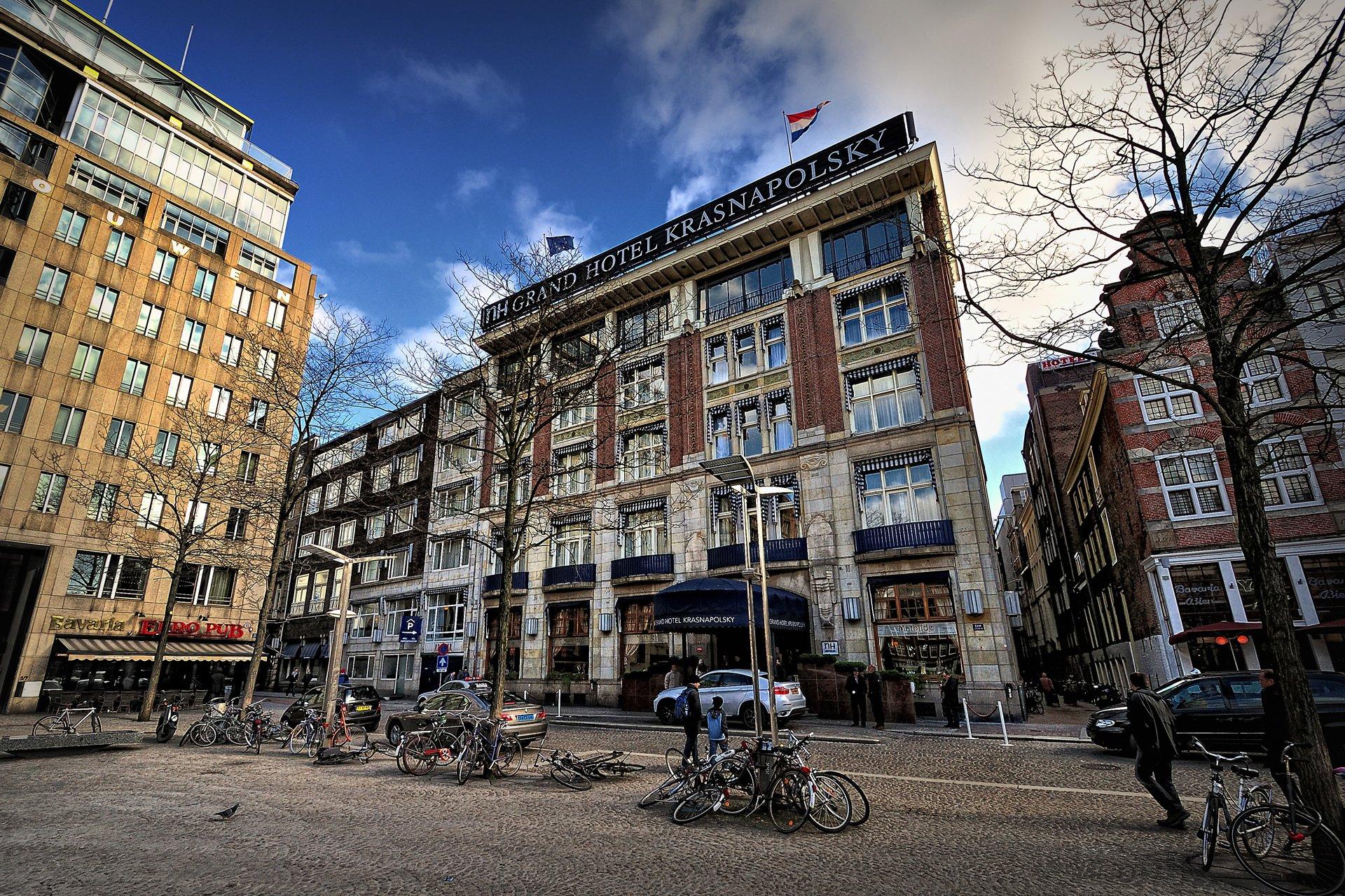 amsterdam fotoğrafları