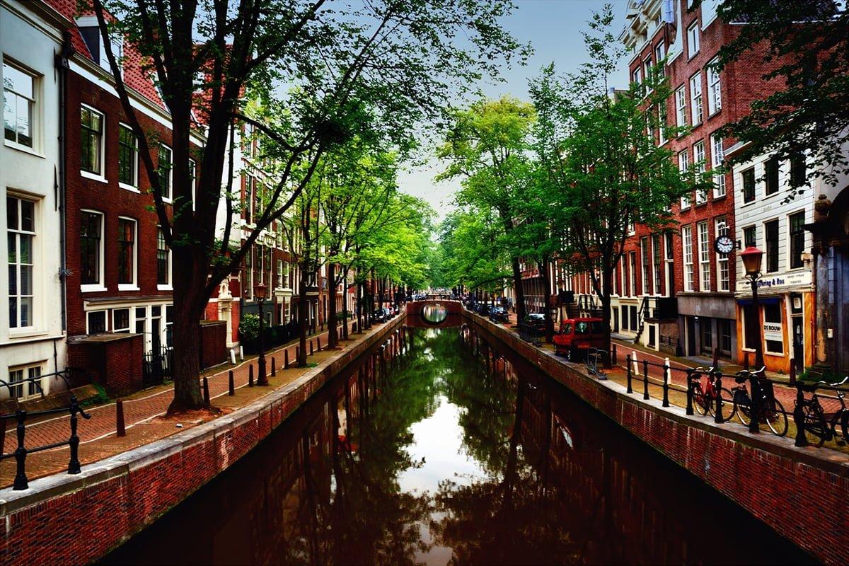 amsterdam manzaraları – 2