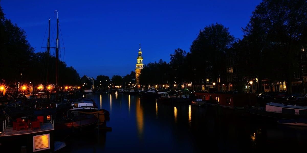 amsterdam manzaraları – 3