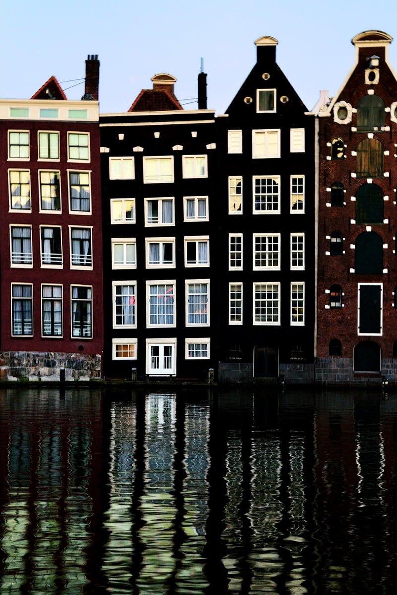 amsterdam manzaraları – 5