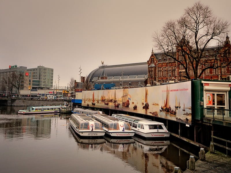 amsterdam resimleri – 2