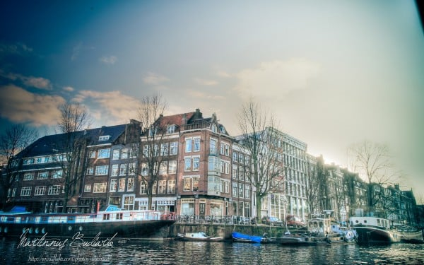Amsterdam tarihi binalar