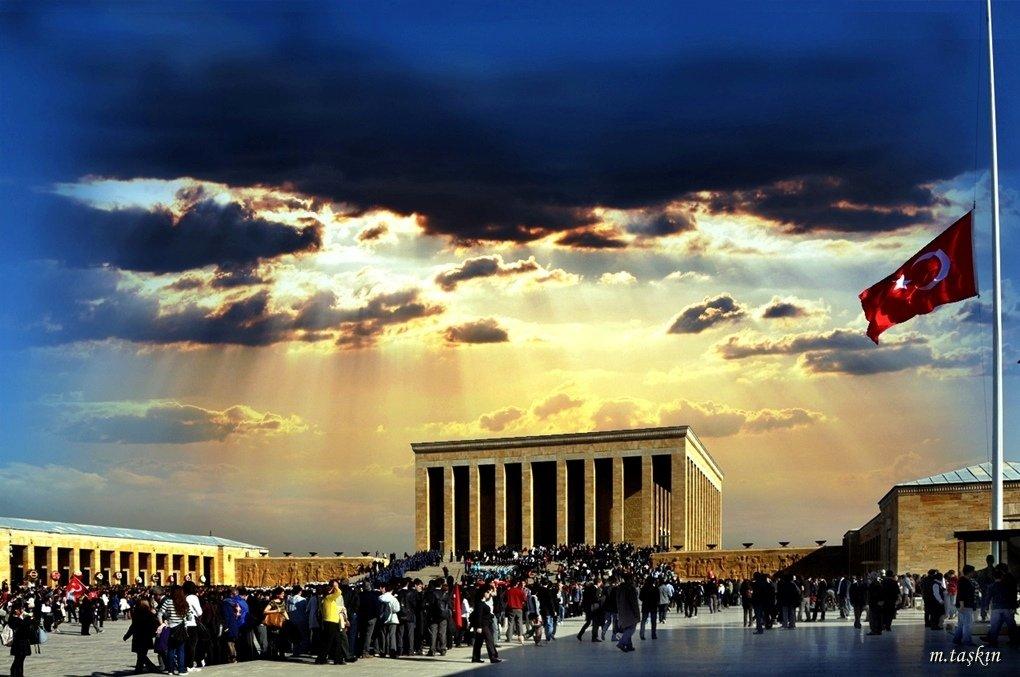anıtkabir manzaraları